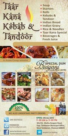Taarkana Kebabs & Tandoors