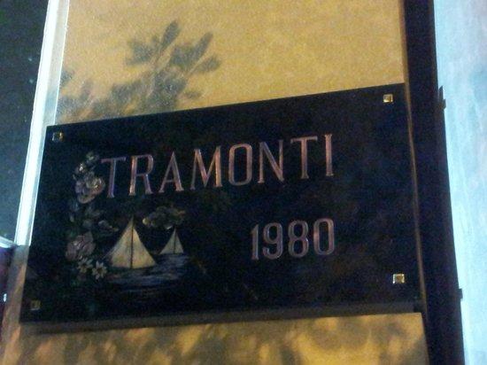 Tramonti 1980: Locanda Tramonti