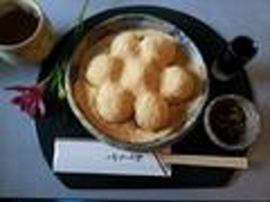 Sabokirara: ぷるぷる白玉