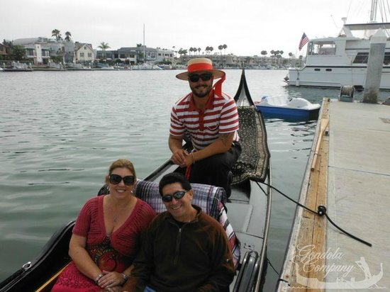 The Gondola Company : Fun on the Coronado Gondolas!