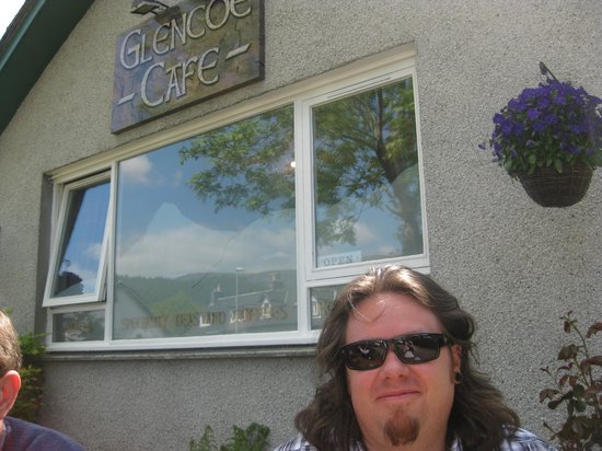 Glencoe Cafe: Can't wait to come back