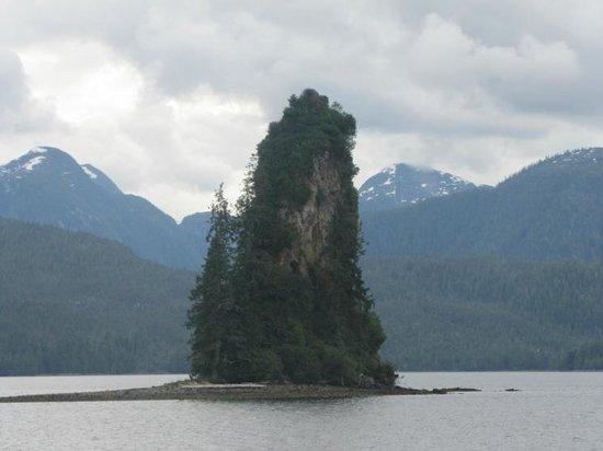 Misty Fjords National Monument Boat Tours