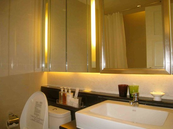 Centre Point Hotel Chidlom: Bathroom