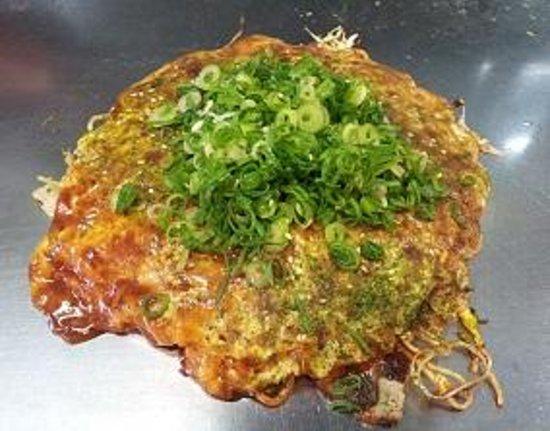 Okonomiyaki Nagata-ya: お好み