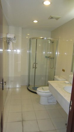 King Parkview Hotel: bathroom
