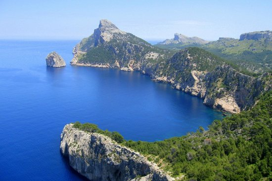 Mallorca Private Tour Guides - Day Tours: Cap Fomentor from the Colomer Viewpoint