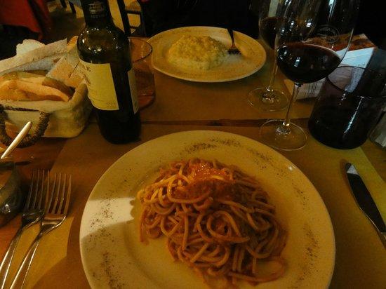Il Magazzino: pasta