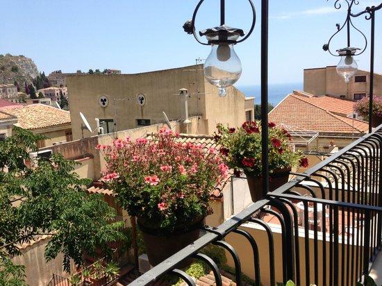 Casa Turchetti: Balkon