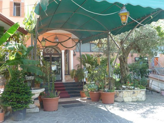 Casalnuovo di Napoli, Italy: Hotel Caribe