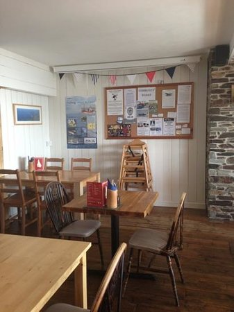 Torcross Boat House: boathouse