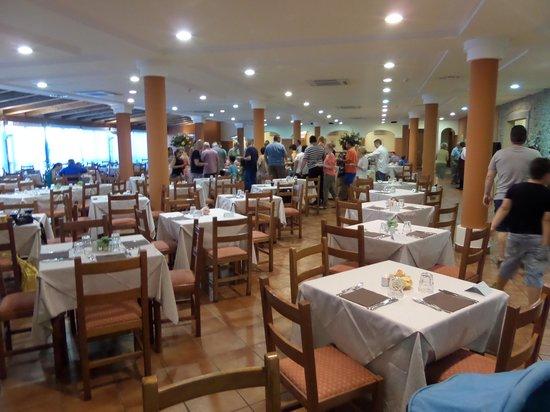 Villa Paradiso Village : le restaurant