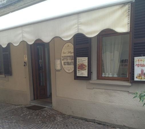 Ristorante Caffetteria San Filippo: esterno