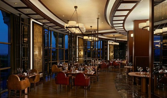 Waldorf Astoria Ras Al Khaimah: Lexington Grill