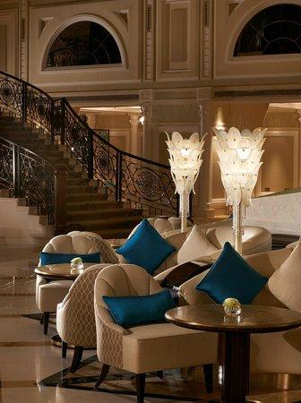 Waldorf Astoria Ras Al Khaimah: Peacock Alley