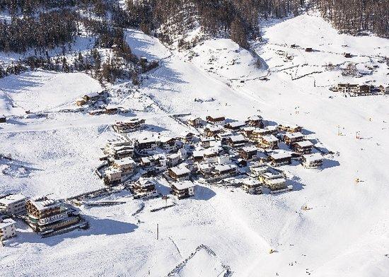 Hotel Elisabeth: Mitten im Skigebiet