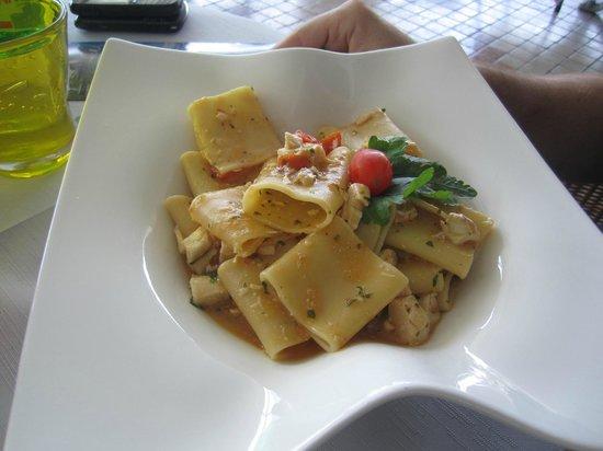 Al Bacio Restaurant: Paccheri di gragnano