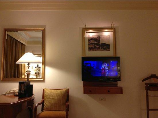 ITC Grand Central: tv