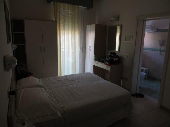 Hotel Principe: chambre au 1er étage
