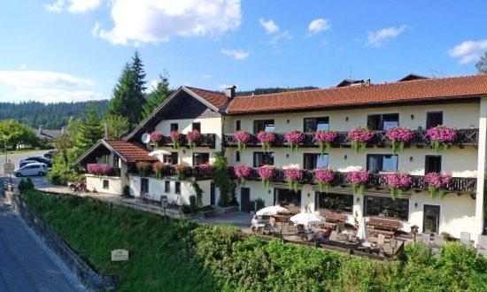 Villa Montara Bed & Breakfast : Sommeransicht