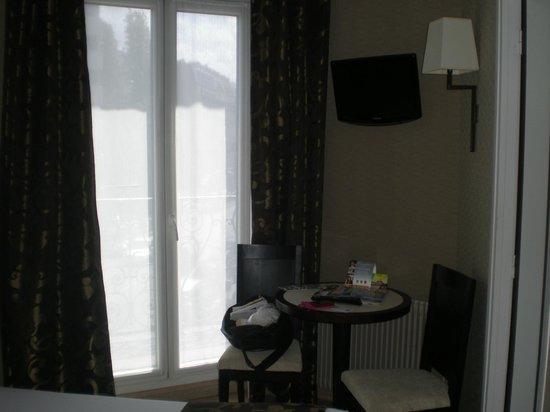 Hotel André Latin : Acceso a la terraza