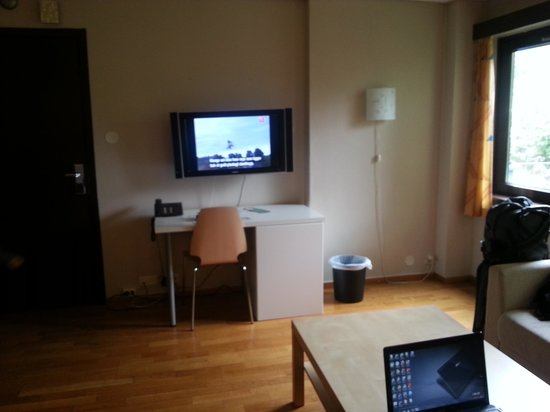 Haukeland Hotell: family room