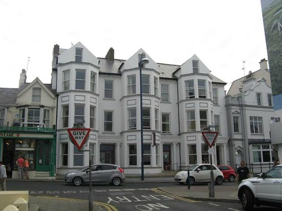 Adelphi Portrush: View of the Adephi Hotel