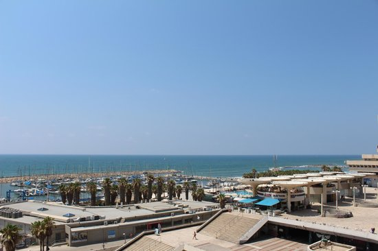 Herods Tel Aviv: View from room