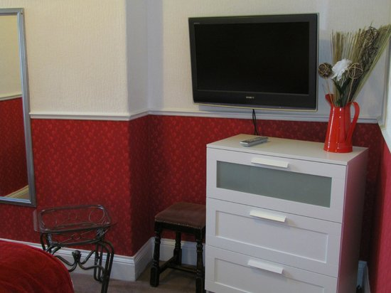 Wimbourne Guesthouse: prem,double en-suite room