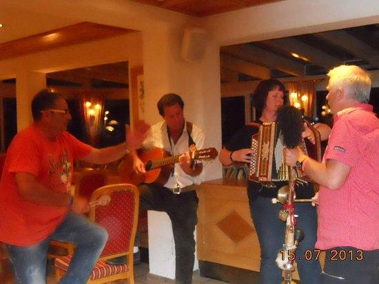 Thaler Hotel: serata viennese con altri ospiti