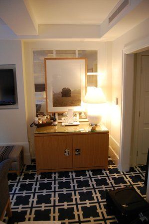 Garden Court Hotel: Zimmer 307