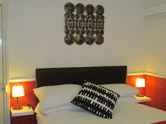 Wimbourne Guesthouse: double en-suite room