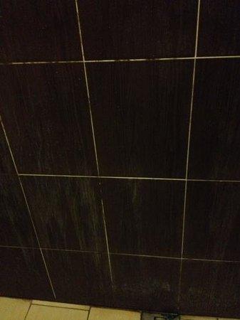 Langgura Baron Resort : dirty wall