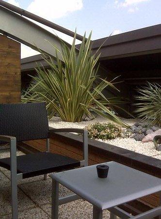 Relais Bellaria Hotel & Congressi : Il mio angolo di relax : il balcone della mia camera