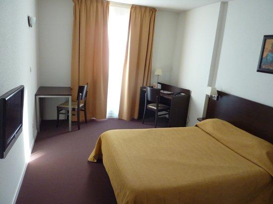 Adagio Access Strasbourg Illkirch: La chambre