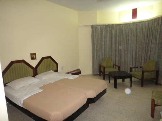 Hotel Paradise : Rooms