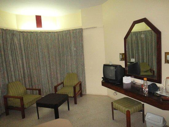 Hotel Paradise : Inside Room