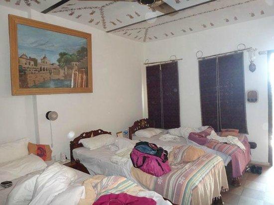 Bundelkhand Riverside: chambre (triple)