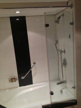 Sheraton Zagreb Hotel: Bathroom 2