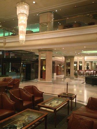 Sheraton Zagreb Hotel: Lobby