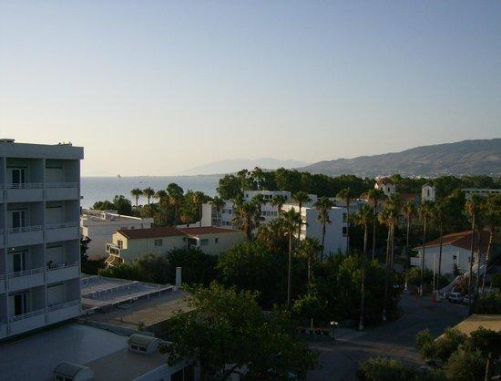 Hotel Atlantis: View from hotel balcony