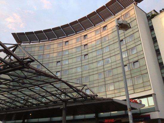 Ibis Berlin Mitte: Hotel