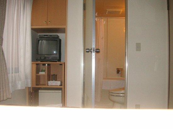 ibis Tokyo Shinjuku : Bedroom