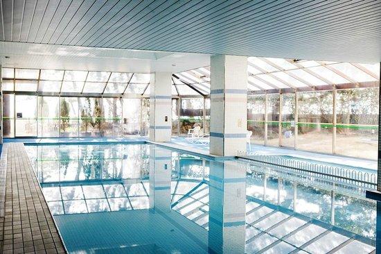 Diamond Setouchi Marine Hotel: 夏季限定の室内プール