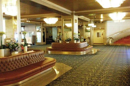 Diamond Setouchi Marine Hotel: ホテルロビー
