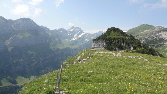 Hotel Appenzell: Ebenalp