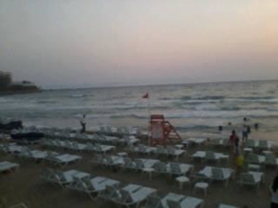 Ayma Hotel: gunesin batısı