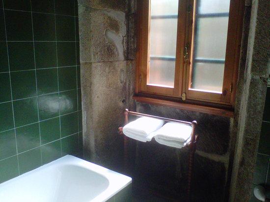 Casa Grande do Bachao: Baño