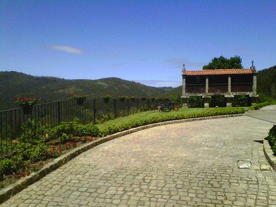 Casa Grande do Bachao: Áreas exteriores