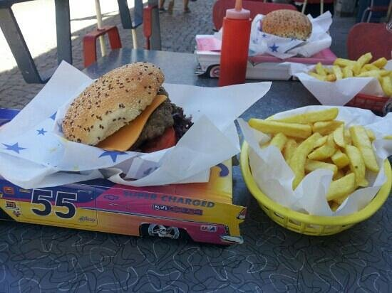 Ebbas Fik: Elvis burgers