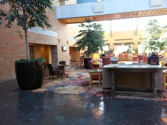 Inverness Hotel and Conference Center: The lobby